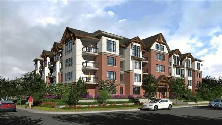 206 19945 BRYDON CRESCENT - Langley City Apartment/Condo for sale, 1 Bedroom (R2626347)