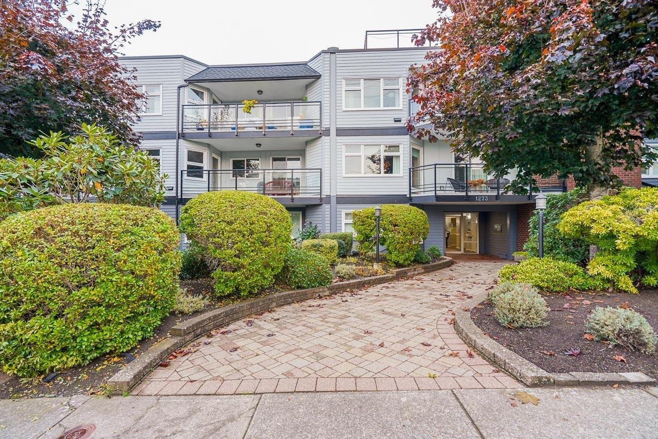 302 1273 MERKLIN STREET - White Rock Apartment/Condo for sale, 2 Bedrooms (R2626355) - #1