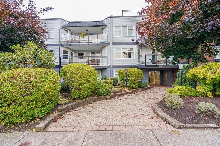 302 1273 MERKLIN STREET - White Rock Apartment/Condo for sale, 2 Bedrooms (R2626355)
