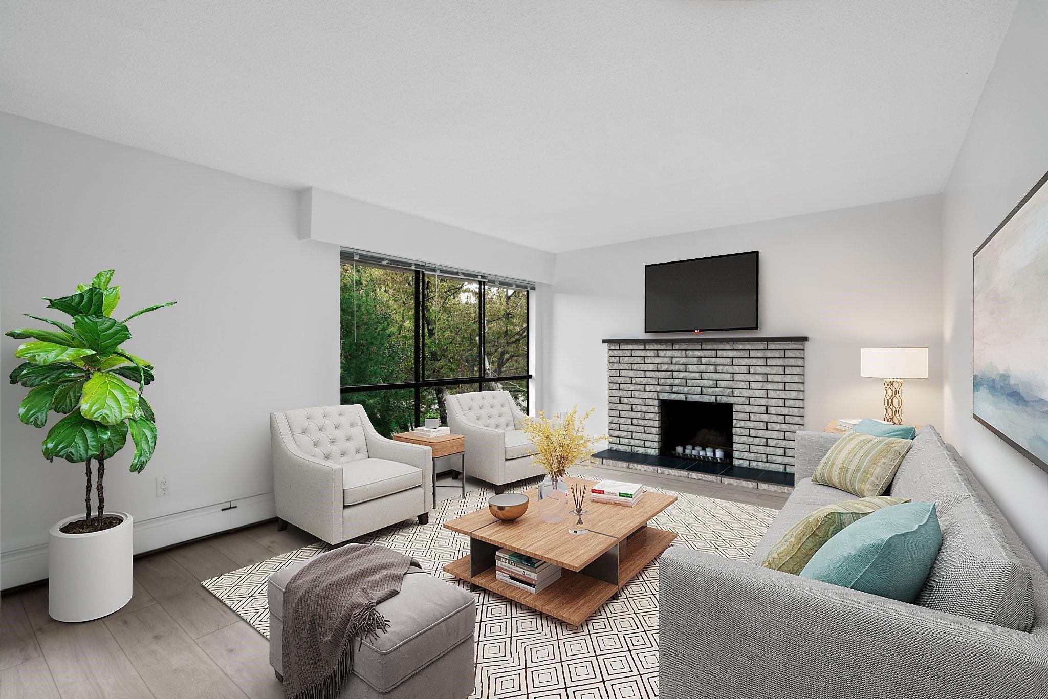 309 1877 W 5TH AVENUE - Kitsilano Apartment/Condo for sale, 1 Bedroom (R2626369)