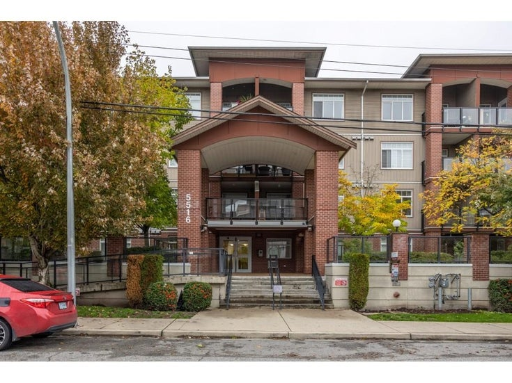 203 5516 198 STREET - Langley City Apartment/Condo for sale, 2 Bedrooms (R2626380)