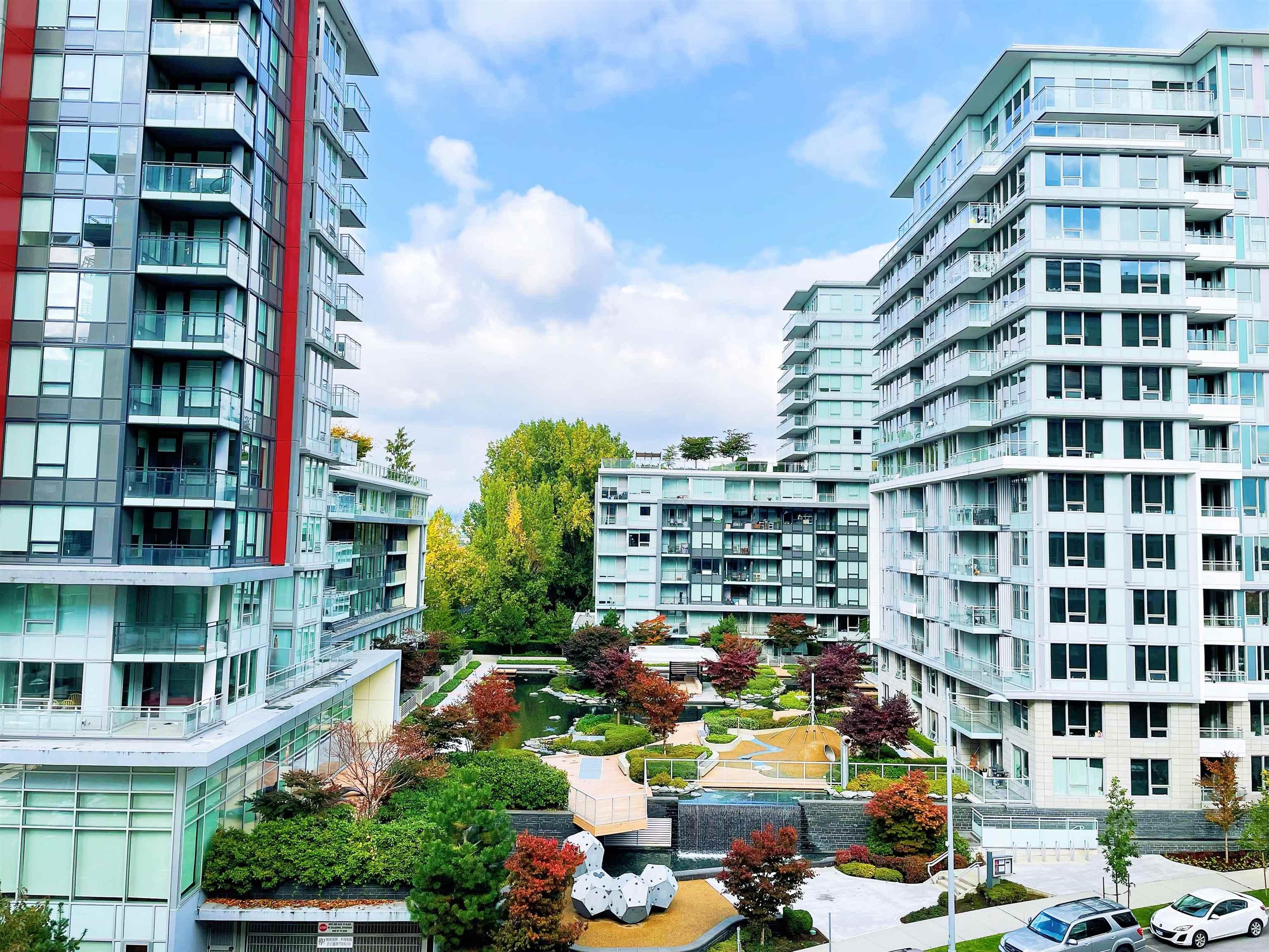 810 8800 HAZELBRIDGE WAY - West Cambie Apartment/Condo for sale, 1 Bedroom (R2626390)