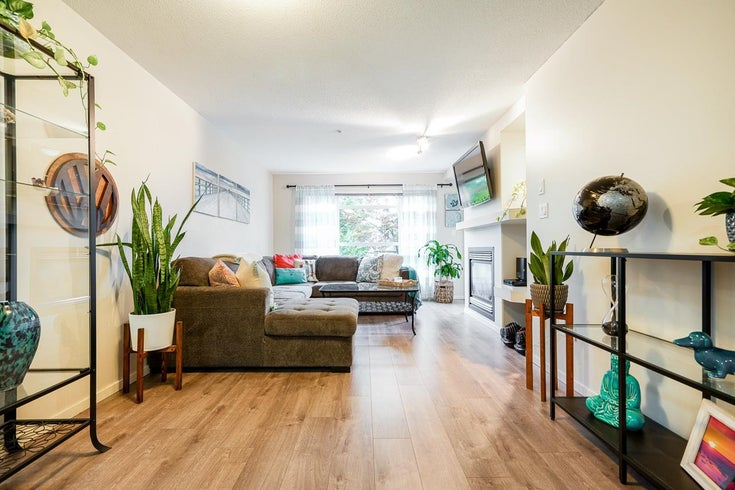 208 3148 ST JOHNS STREET - Port Moody Centre Apartment/Condo for sale, 2 Bedrooms (R2626396)