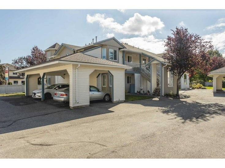 26 45435 KNIGHT ROAD - Sardis West Vedder Rd Townhouse for sale, 2 Bedrooms (R2626397)