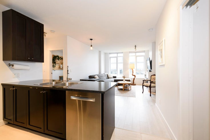 505 1001 HOMER STREET - Yaletown Apartment/Condo for sale, 2 Bedrooms (R2626403)