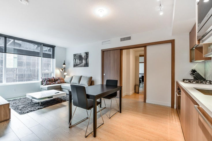 827 68 SMITHE STREET - Downtown VW Apartment/Condo for sale, 1 Bedroom (R2626404)