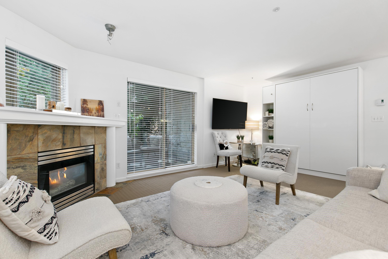 15 4375 NORTHLANDS BOULEVARD - Whistler Village Townhouse for sale, 1 Bedroom (R2626406)