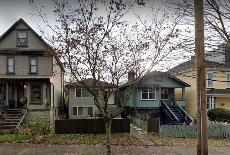 1522 E 2ND AVENUE - Grandview Woodland House/Single Family for sale, 6 Bedrooms (R2626410)
