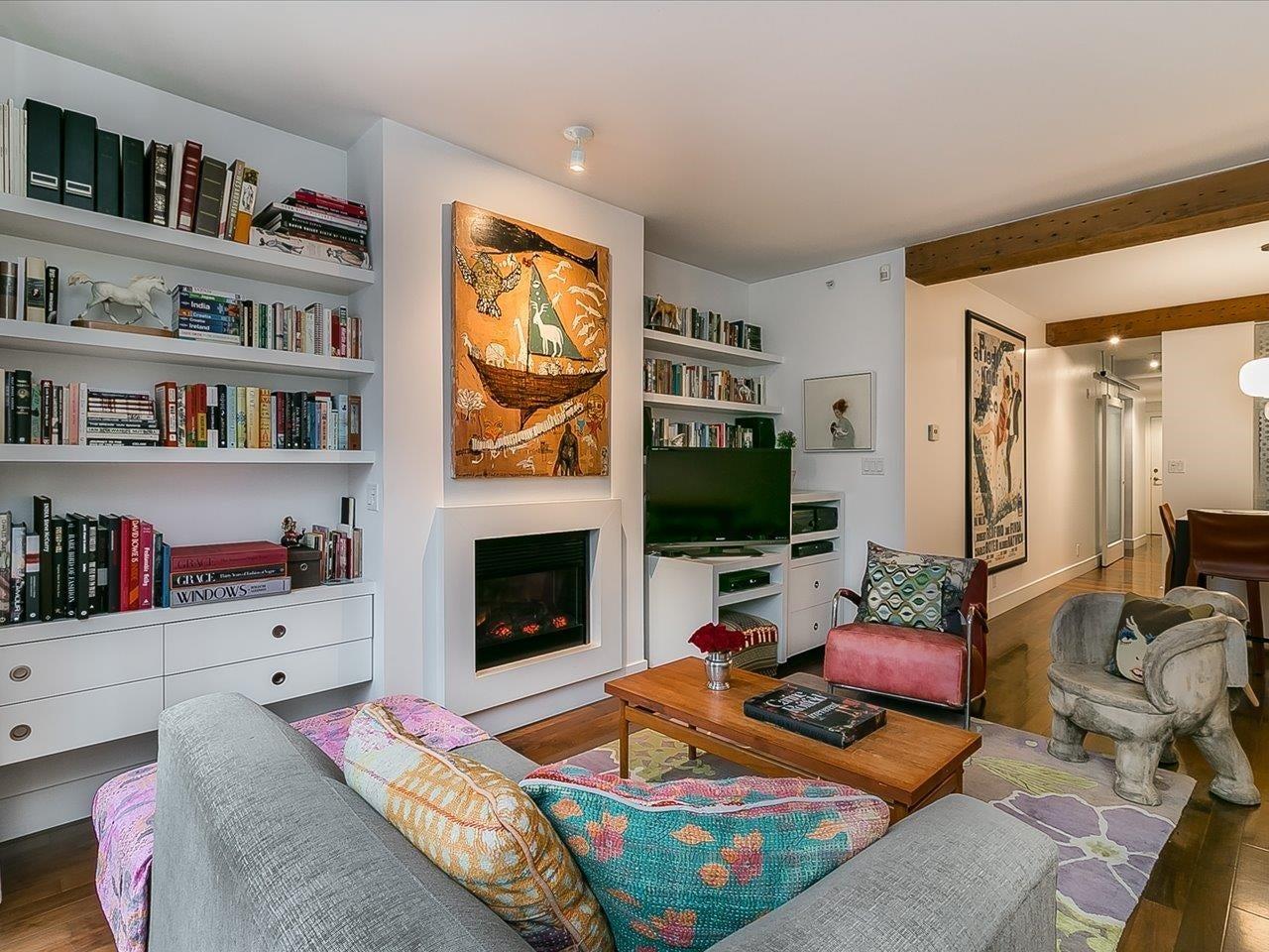 212 1275 HAMILTON STREET - Yaletown Apartment/Condo for sale, 1 Bedroom (R2626422) - #1