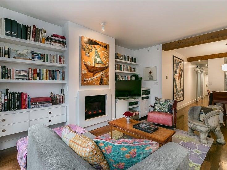212 1275 HAMILTON STREET - Yaletown Apartment/Condo for sale, 1 Bedroom (R2626422)