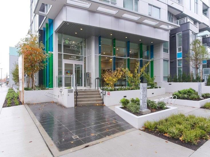 301 1708 ONTARIO STREET - Mount Pleasant VE Apartment/Condo for sale, 1 Bedroom (R2626436)