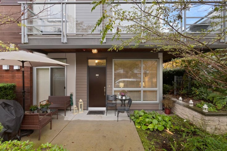 112 735 W 15TH STREET - Mosquito Creek Townhouse for sale, 2 Bedrooms (R2626438)