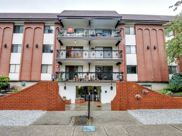 208 707 HAMILTON STREET - Uptown NW Apartment/Condo for sale, 1 Bedroom (R2626441)