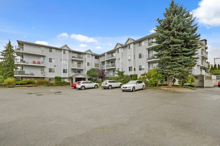 206 2750 FULLER STREET - Central Abbotsford Apartment/Condo for sale, 1 Bedroom (R2626451)