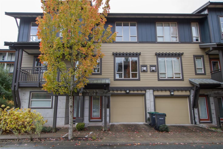 1268 STONEMOUNT PLACE - Downtown SQ Townhouse for sale, 2 Bedrooms (R2626466)