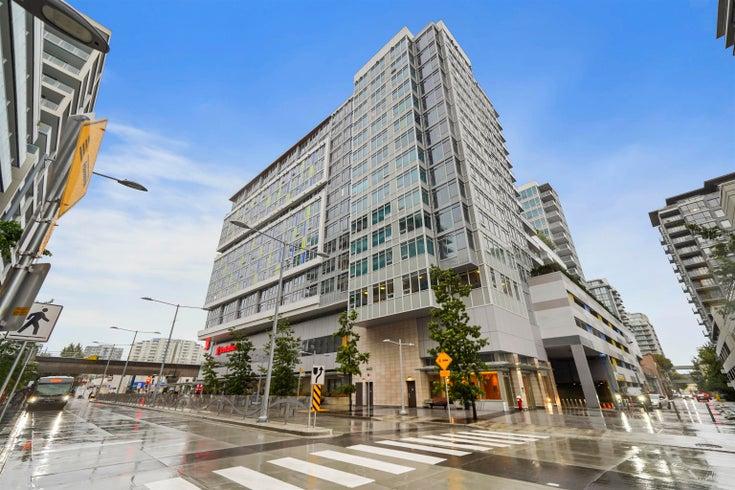 656 6288 NO. 3 ROAD - Brighouse Apartment/Condo for sale, 1 Bedroom (R2626467)