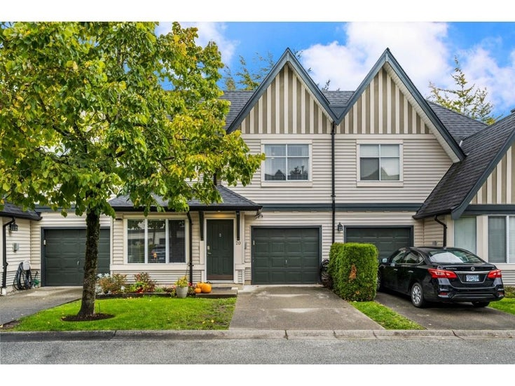 20 18883 65 AVENUE - Cloverdale BC Townhouse for sale, 3 Bedrooms (R2626472)
