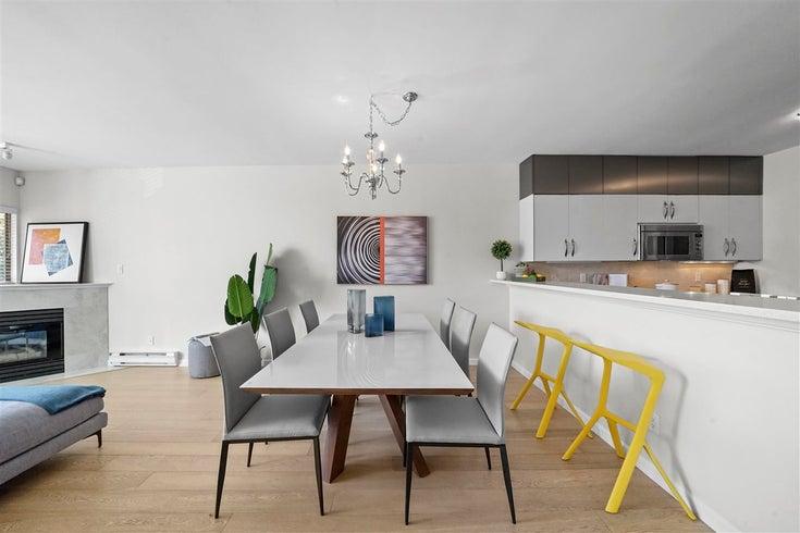 102 1871 MARINE DRIVE - Ambleside Apartment/Condo for sale, 2 Bedrooms (R2626484)