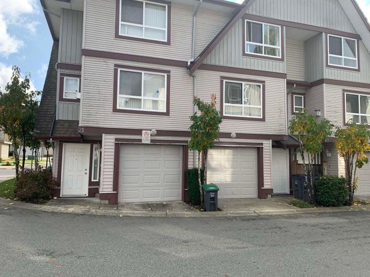 22 12730 66 AVENUE - West Newton Townhouse for sale, 3 Bedrooms (R2626524)