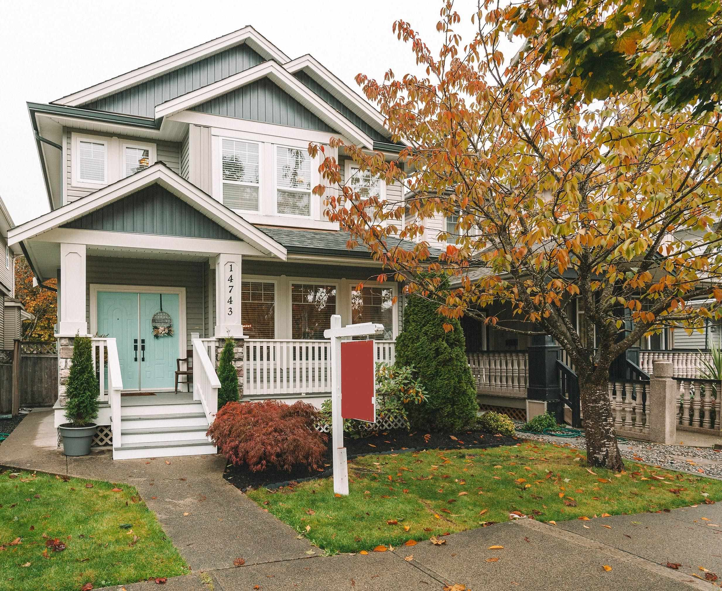 14743 59A AVENUE - Sullivan Station House/Single Family for sale, 6 Bedrooms (R2626542) - #1