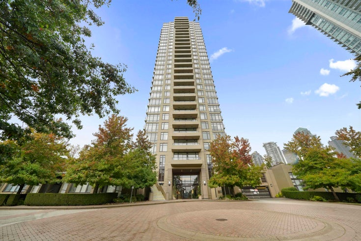 1802 2355 MADISON AVENUE - Brentwood Park Apartment/Condo for sale, 1 Bedroom (R2626565)
