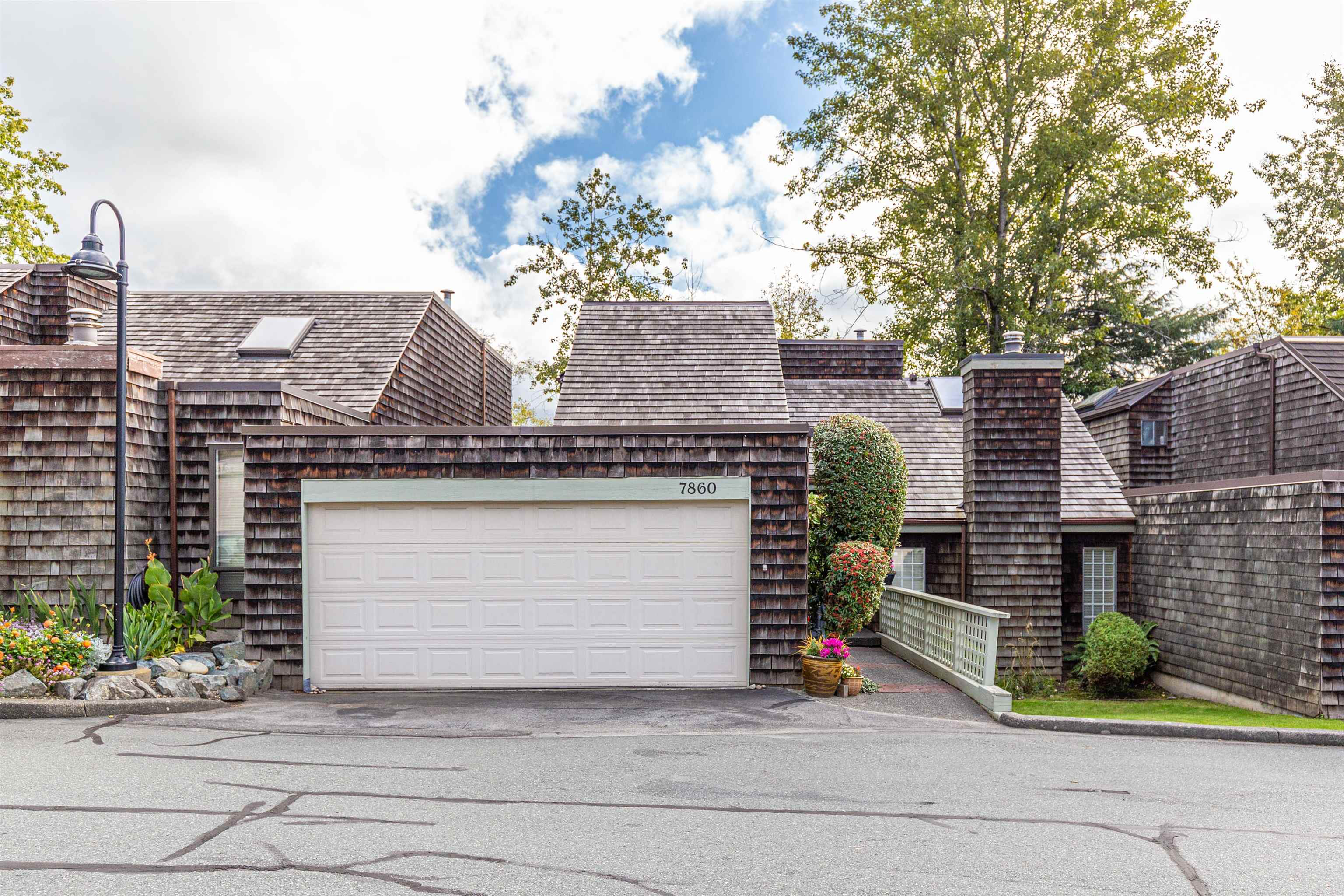 7860 MARCHWOOD PLACE - Champlain Heights Townhouse for sale, 3 Bedrooms (R2626583) - #1