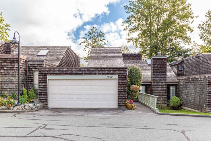 7860 MARCHWOOD PLACE - Champlain Heights Townhouse for sale, 3 Bedrooms (R2626583)