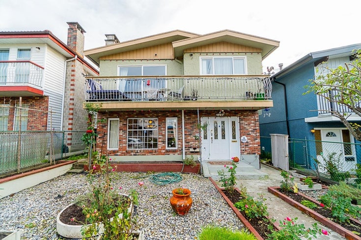 2748 E 25TH AVENUE - Renfrew Heights House/Single Family for sale, 4 Bedrooms (R2626594)