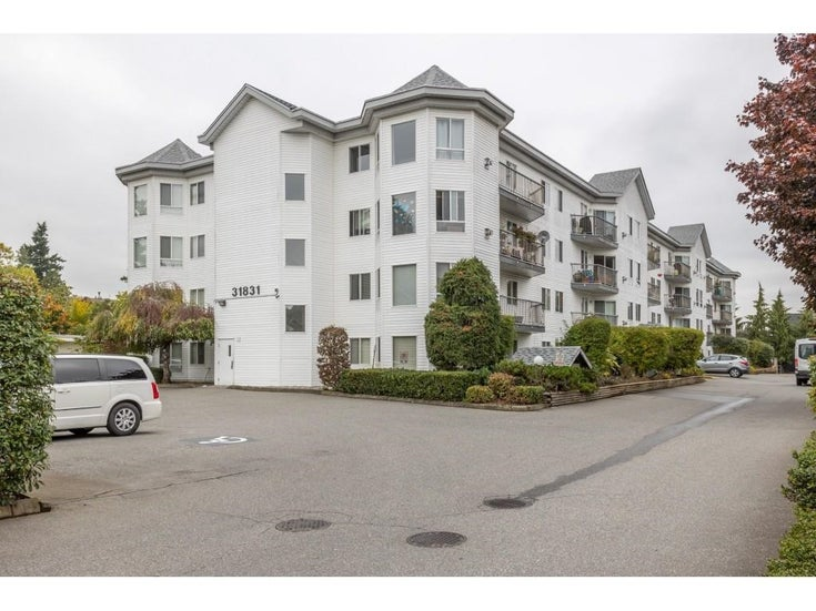 403 31831 PEARDONVILLE ROAD - Abbotsford West Apartment/Condo for sale, 2 Bedrooms (R2626596)