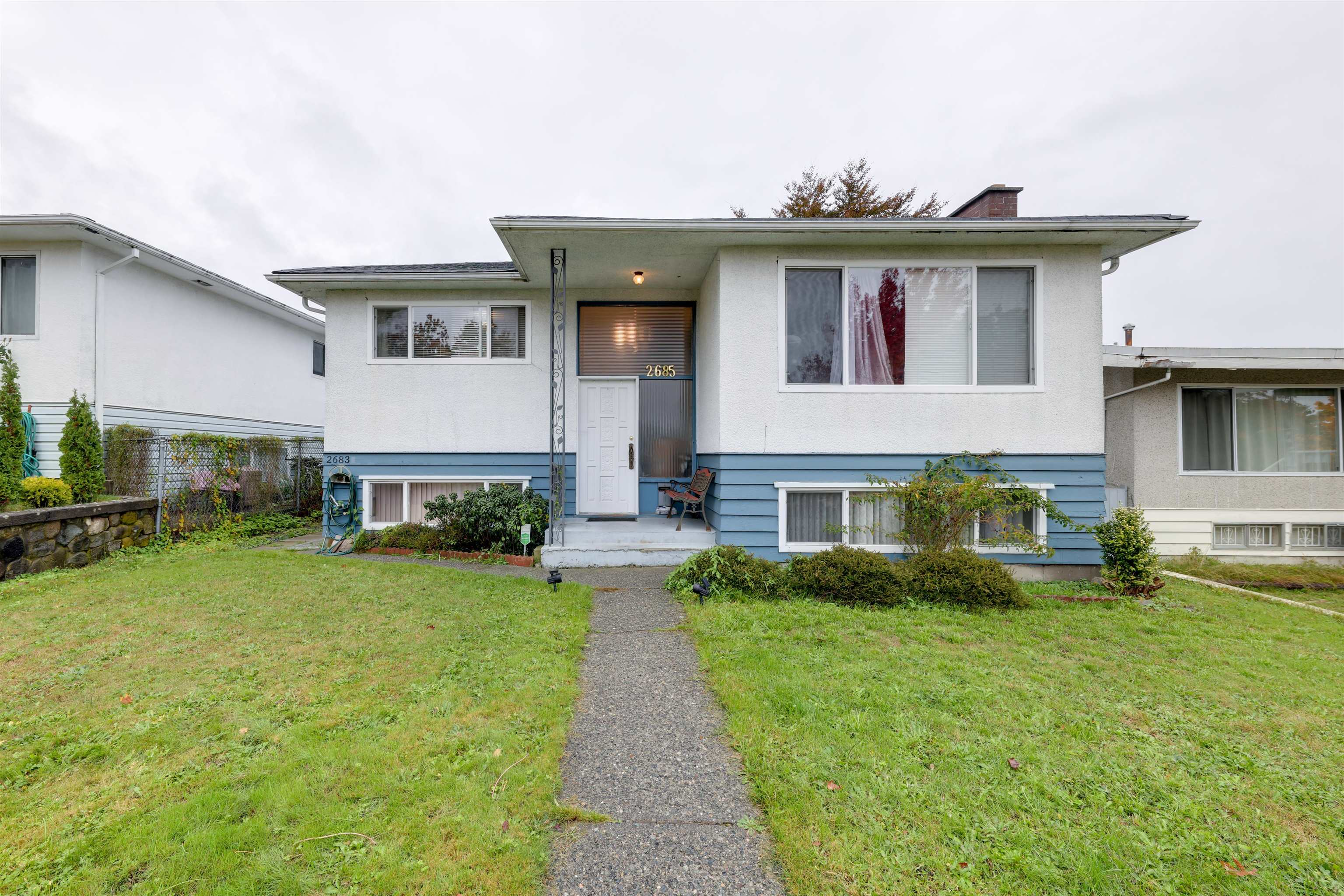 2685 E 57TH AVENUE - Fraserview VE House/Single Family for sale, 5 Bedrooms (R2626598) - #1