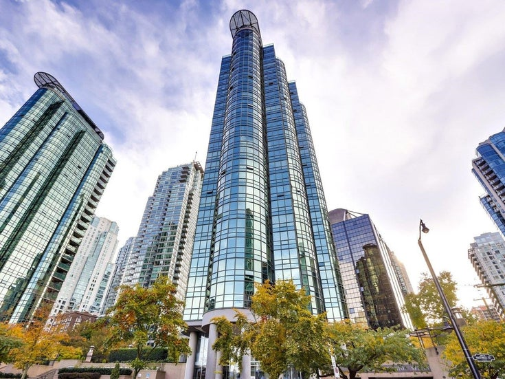 1208 588 BROUGHTON STREET - Coal Harbour Apartment/Condo for sale, 1 Bedroom (R2626603)