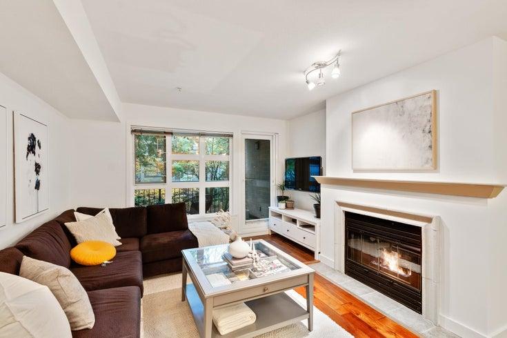 208 2161 W 12TH AVENUE - Kitsilano Apartment/Condo for sale, 1 Bedroom (R2626608)