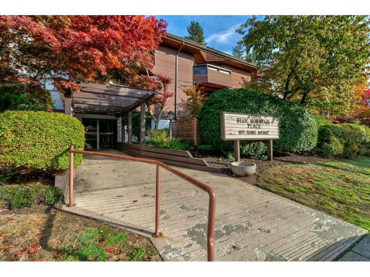 102 1177 HOWIE AVENUE - Central Coquitlam Apartment/Condo for sale, 1 Bedroom (R2626631)