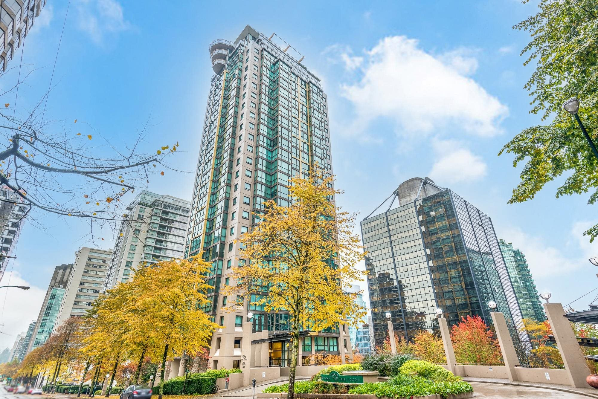 606 1367 ALBERNI STREET - West End VW Apartment/Condo for sale, 2 Bedrooms (R2626633) - #1