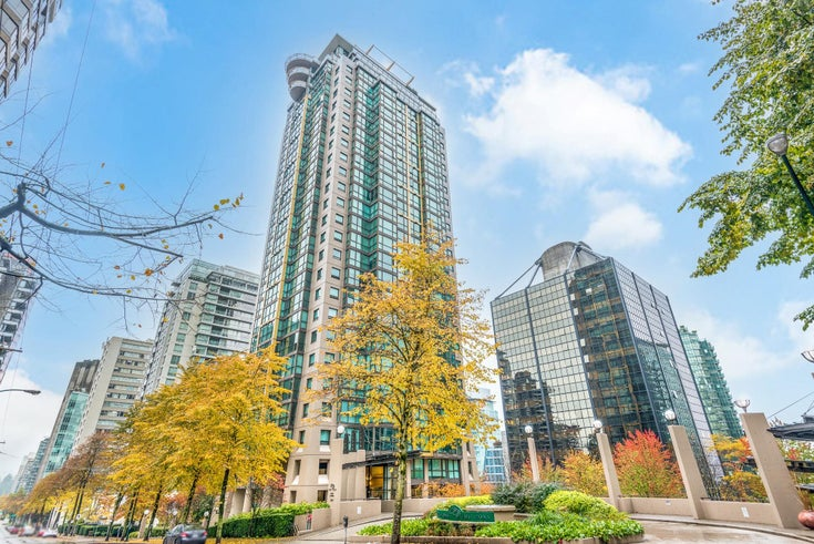 606 1367 ALBERNI STREET - West End VW Apartment/Condo for sale, 2 Bedrooms (R2626633)