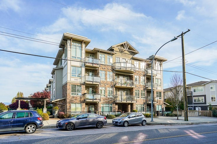 117 20861 83 AVENUE - Willoughby Heights Apartment/Condo for sale, 2 Bedrooms (R2626683)