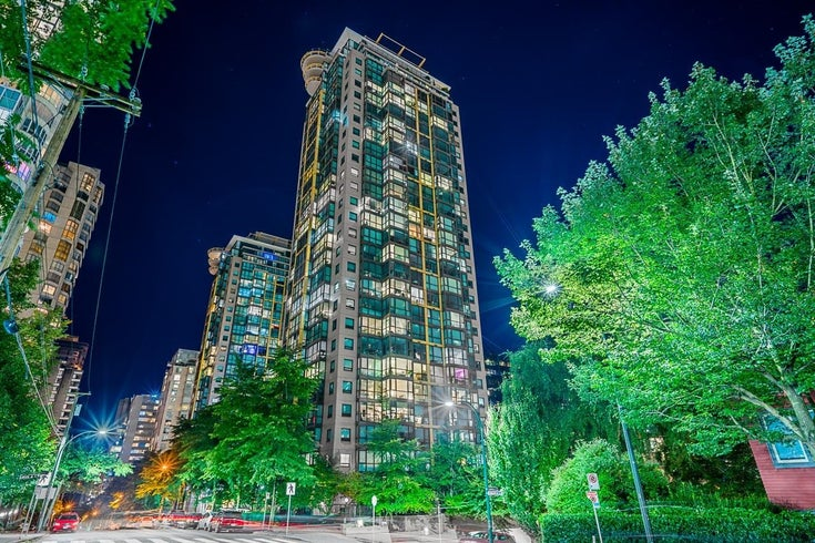 3202 1331 ALBERNI STREET - West End VW Apartment/Condo for sale, 3 Bedrooms (R2626685)
