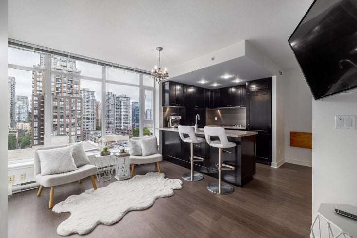 1302 1133 HOMER STREET - Yaletown Apartment/Condo for sale, 1 Bedroom (R2626762)