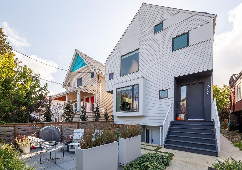 1058 E 13TH AVENUE - Mount Pleasant VE 1/2 Duplex for sale, 3 Bedrooms (R2626763) - #1