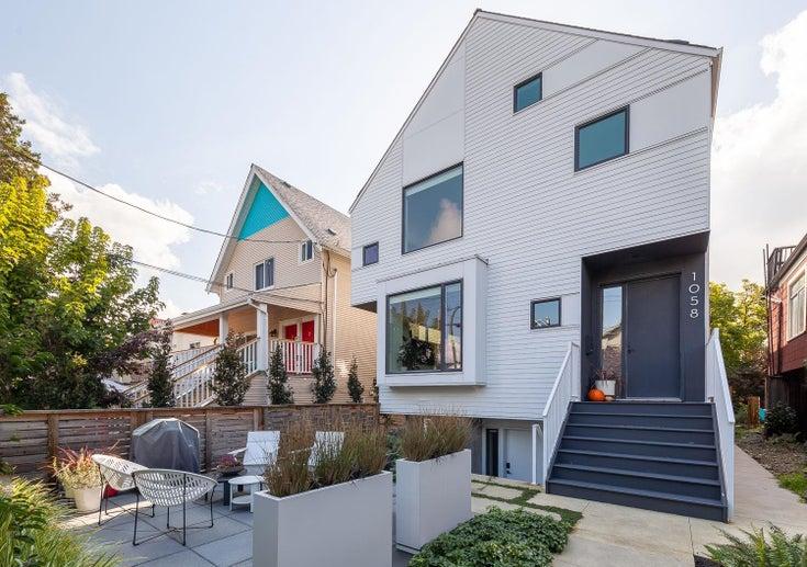 1058 E 13TH AVENUE - Mount Pleasant VE 1/2 Duplex for sale, 3 Bedrooms (R2626763)