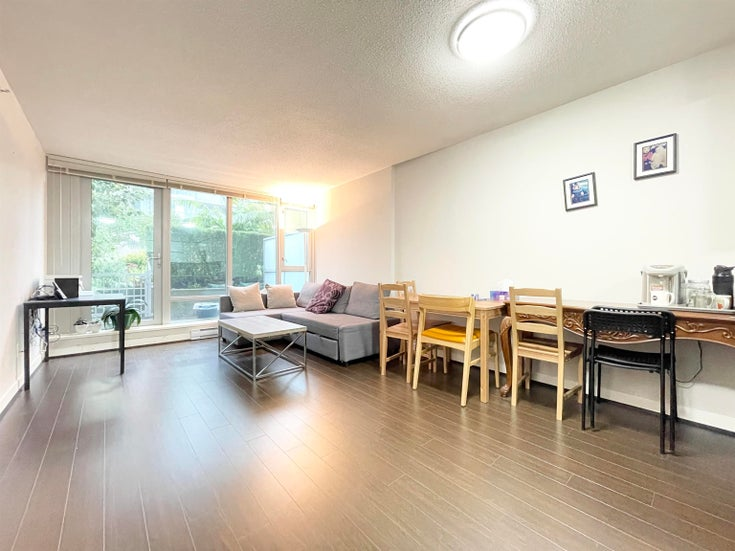 501 6733 BUSWELL STREET - Brighouse Apartment/Condo for sale, 1 Bedroom (R2626774)