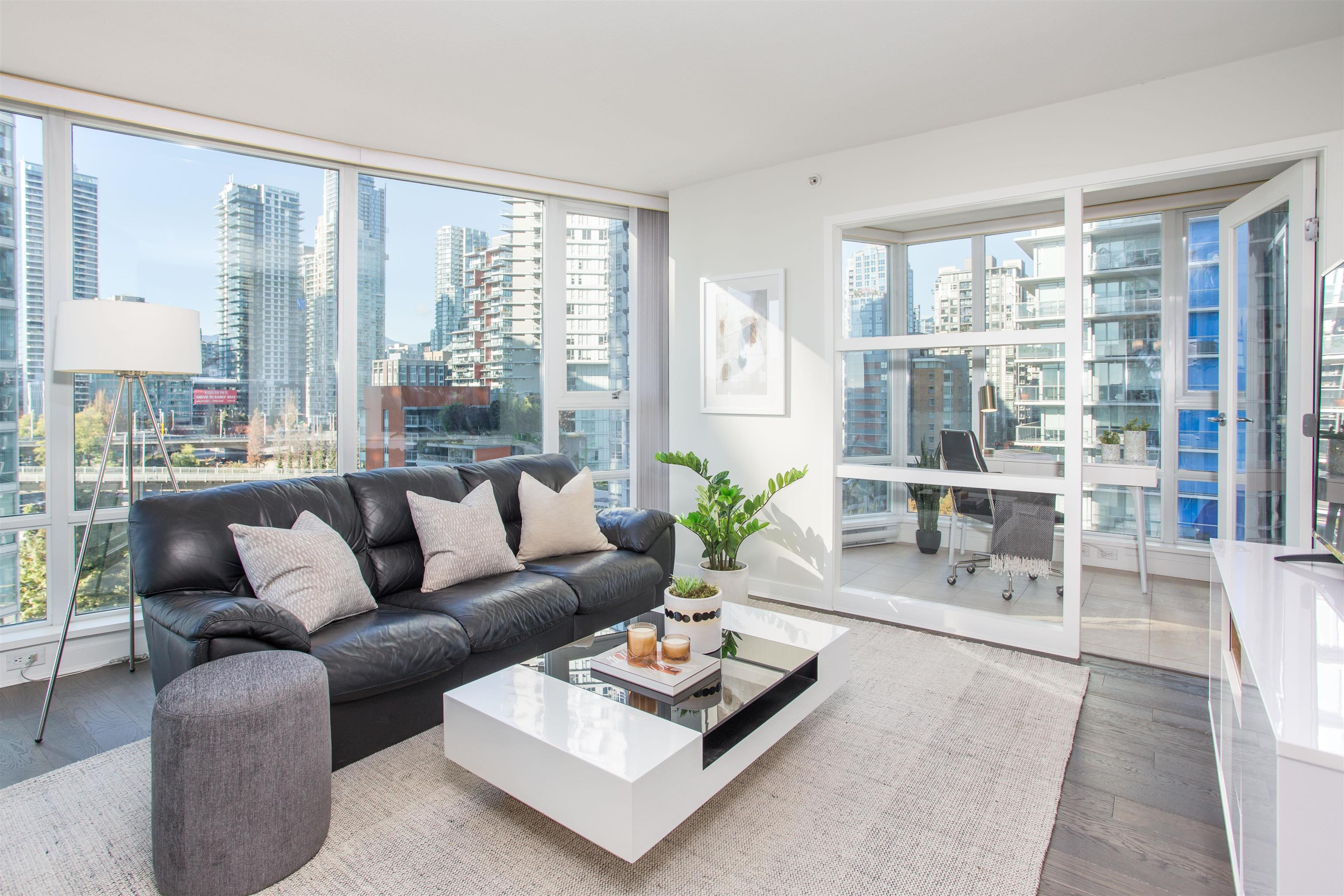 1106 1438 RICHARDS STREET - Yaletown Apartment/Condo for sale, 1 Bedroom (R2626781) - #1