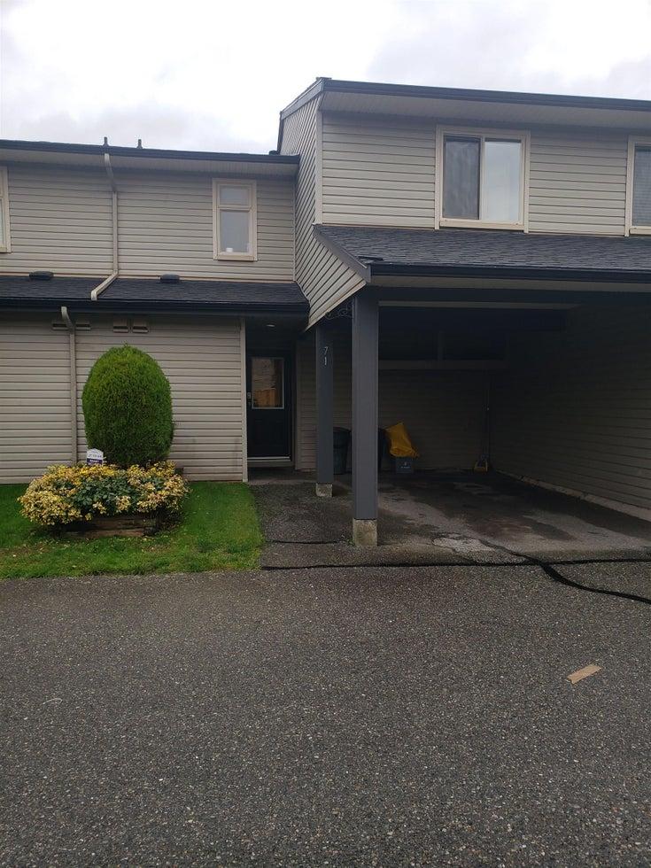 71 27456 32 AVENUE - Aldergrove Langley Townhouse for sale, 3 Bedrooms (R2626795)