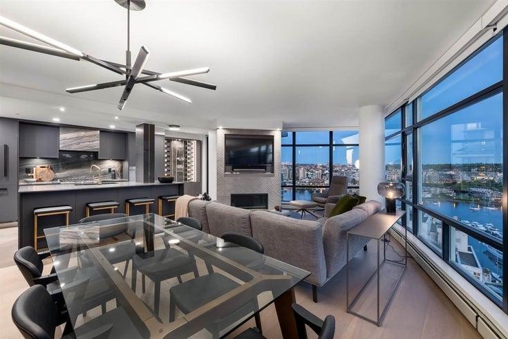 2207 198 AQUARIUS MEWS - Yaletown Apartment/Condo for sale, 2 Bedrooms (R2626799)