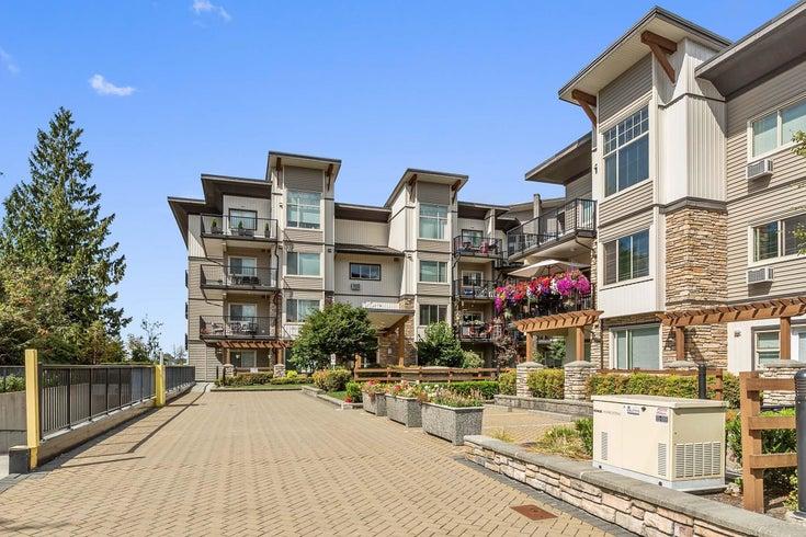 315 11935 BURNETT STREET - East Central Apartment/Condo for sale, 2 Bedrooms (R2626819)