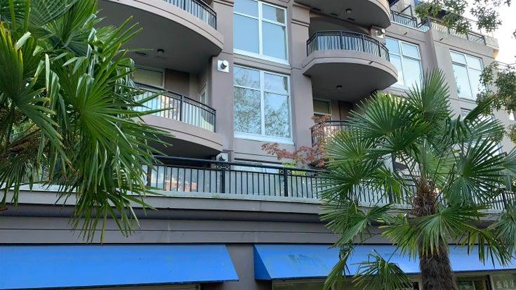 205 8460 GRANVILLE AVENUE - Brighouse South Apartment/Condo for sale, 1 Bedroom (R2626830)