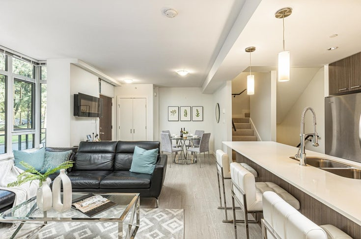 TH1 2789 SHAUGHNESSY STREET - Central Pt Coquitlam Townhouse for sale, 3 Bedrooms (R2626836)