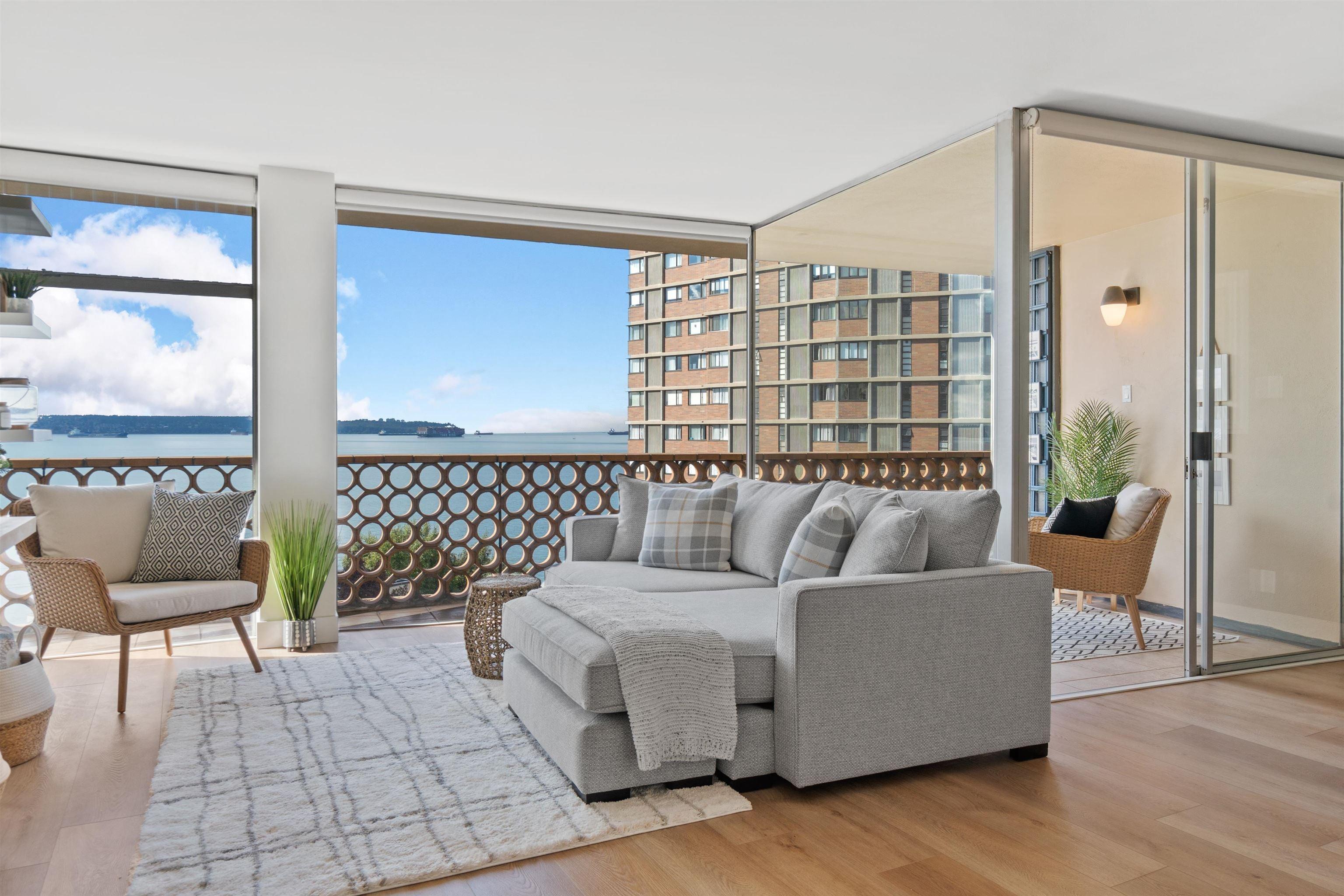 504 2135 ARGYLE AVENUE - Dundarave Apartment/Condo for sale, 1 Bedroom (R2626841) - #1