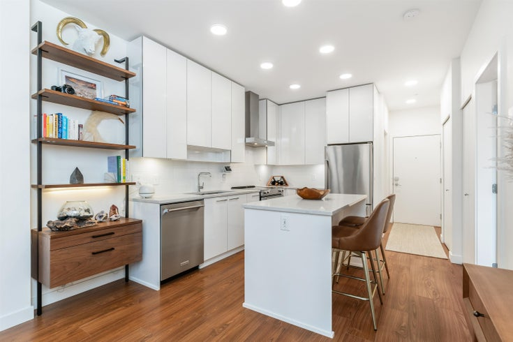 411 5460 BROADWAY - Parkcrest Apartment/Condo for sale, 2 Bedrooms (R2626855)