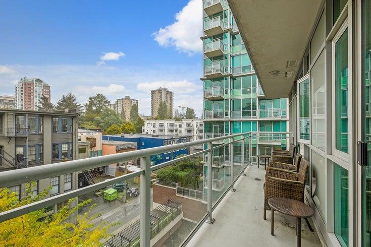 603 100 E ESPLANADE AVENUE - Lower Lonsdale Apartment/Condo for sale, 2 Bedrooms (R2626856)